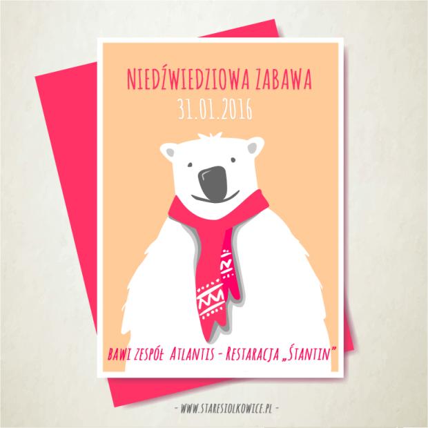 Zabawa niedźwiedziowa – 31.01.2016