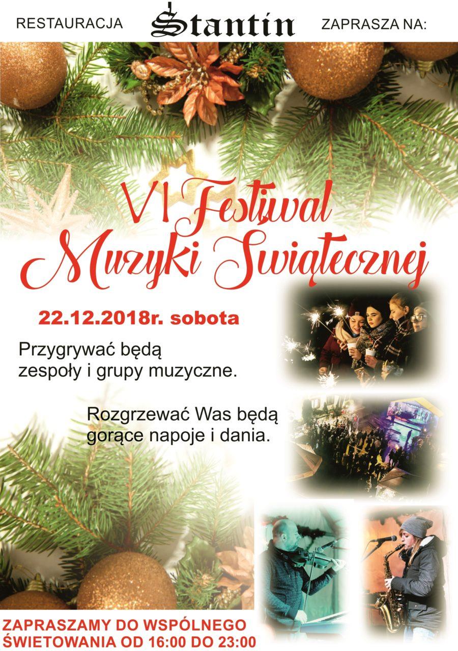 VI Festiwal Piosenki Świątecznej