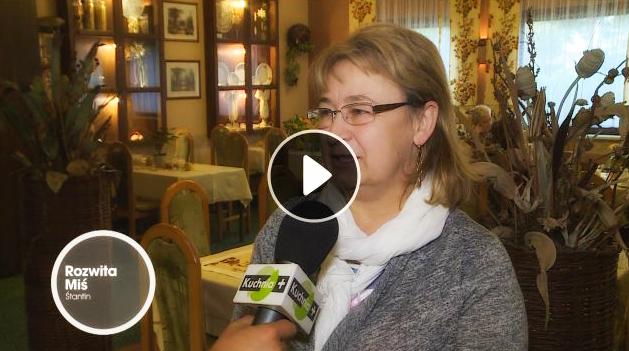 """Dziennikarze i blogerzy kulinarni z telewizji """"Kuchnia+"""" gościli w naszej restauracji"""