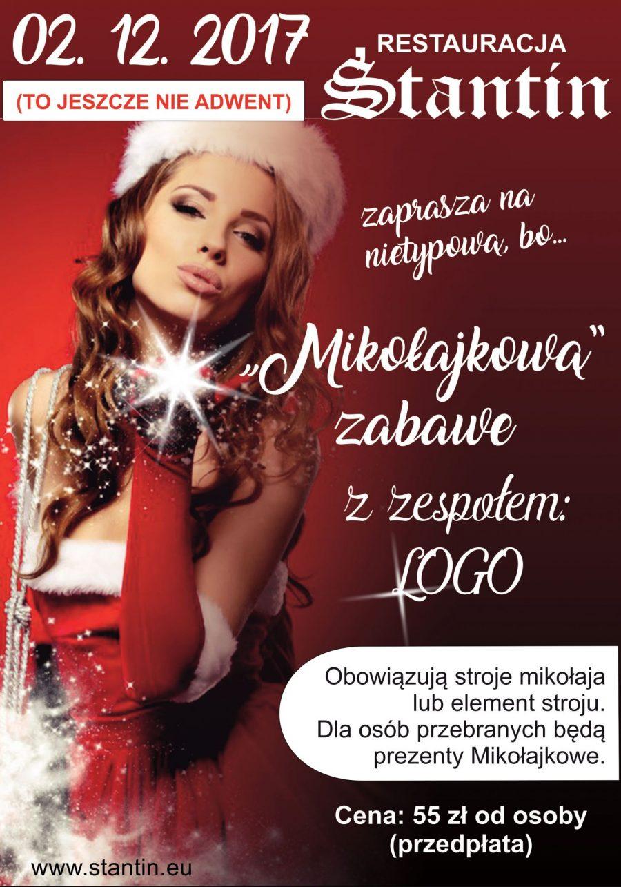ZABAWA MIKOŁAJKOWA 2.12.2017