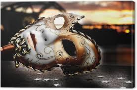 Bal w Maskach i Perukach